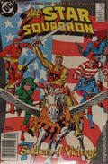 All Star Squadron (1981) Canadian Price Variant 29