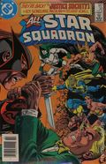 All Star Squadron (1981) Canadian Price Variant 30