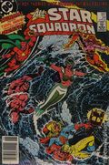 All Star Squadron (1981) Canadian Price Variant 34