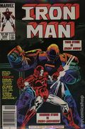 Iron Man (1968 1st Series) Canadian Price Variant 200