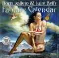 Boris Vallejo and Julie Bell's Fantasy Calendar (2000-Present Workman) YR:2016