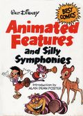 Walt Disney Animated Features and Silly Symphonies HC (1980 Abbeville Press) 1-1ST