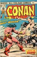 Conan the Barbarian (1970) UK Edition 49