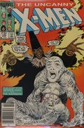 Uncanny X-Men (1963 1st Series) Canadian Price Variant 190