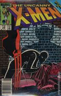 Uncanny X-Men (1963 1st Series) Canadian Price Variant 196