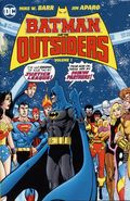 Batman and the Outsiders HC (2017-2018 DC) 1-1ST