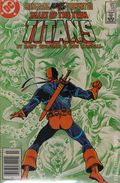 New Teen Titans (1980) (Tales of ...) Canadian Price Variant 55