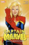 Captain Marvel TPB (2016 Marvel) Earth's Mightiest Hero 3-1ST