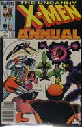 Uncanny X-Men (1963 1st Series) Annual Canadian Price Variant 7