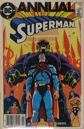 Superman (1939 1st Series) Annual Canadian Price Variant 11