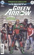 Green Arrow (2016 5th Series) 17A