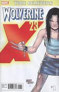 True Believers Wolverine X-23 (2017) 1