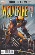 True Believers Wolverine Enemy of State (2017) 1