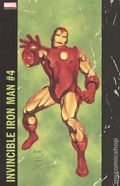 Invincible Iron Man (2016 3rd Series) 4B