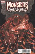 Monsters Unleashed (2017 1st Series) 3B