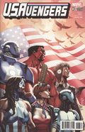 U.S. Avengers (2016 Marvel) 3B