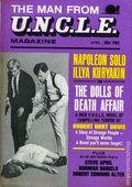 Man from U.N.C.L.E. Magazine (1967-1968 Leo Margulies Corp Digest) Vol. 3 #3
