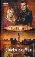 Doctor Who The Clockwise Man HC (2005 BBC Novel) 1-REP