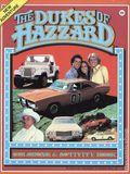 Dukes of Hazzard Coloring and Activity Book (1981 Warner Brothers) 59080B
