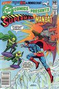DC Comics Presents (1978 DC) Mark Jewelers 35MJ