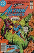 Action Comics (1938 DC) Mark Jewelers 519MJ