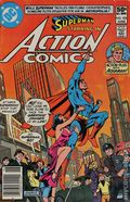 Action Comics (1938 DC) Mark Jewelers 520MJ