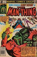 Man-Thing (1979 2nd Series) Mark Jewelers 11MJ