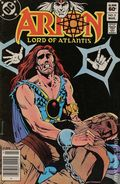 Arion Lord of Atlantis (1982) Mark Jewelers 5MJ