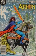 Arion Lord of Atlantis (1982) Mark Jewelers 9MJ