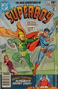 New Adventures of Superboy (1980 DC) Mark Jewelers 18MJ