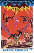 Batman Night of the Monster Men HC (2017 DC Universe Rebirth) 1-1ST