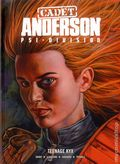 Cadet Anderson Psi-Division Teenage KYX TPB (2017 Rebellion/2000 AD) 1-1ST