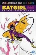 Coloring DC Batgirl SC (2017 DC) An Adult Coloring Book 1-1ST