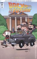 Back to the Future (2015 IDW) 17SUB