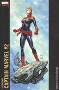 Mighty Captain Marvel (2016 Marvel) 2C