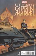 Mighty Captain Marvel (2016 Marvel) 2D