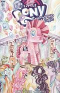 My Little Pony Friendship Is Magic (2012 IDW) 51SUB