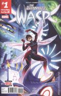 Unstoppable Wasp (2016 Marvel) 1D