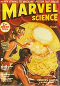 Marvel Science Stories (1950-1951 Stadium) Pulp 2nd Series Vol. 3 #2