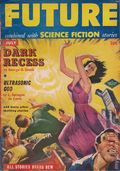Future Combined with Science Fiction (1950-1951 Columbia Publications) Pulp 2nd Series Vol. 2 #2