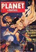 Planet Stories (1939-1955 Fiction House) Pulp Vol. 5 #1