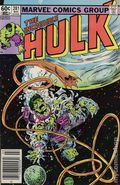 Incredible Hulk (1962-1999 1st Series) 281A