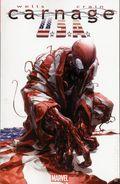 Carnage USA TPB (2017 Marvel) 2nd Edition 1-1ST