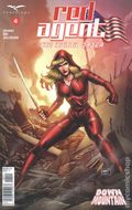 Red Agent Human Order (2016 Zenescope) 4A
