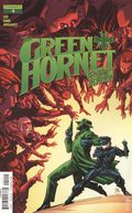 Green Hornet Reign of the Demon (2016) 4A