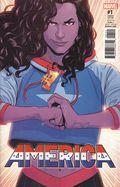 America (2017 Marvel) 1C