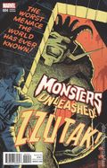 Monsters Unleashed (2017 1st Series) 4B
