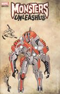 Monsters Unleashed (2017 1st Series) 4E