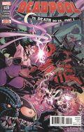 Deadpool (2015 4th Series) 28A