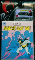 Batman The Animated Series Almost Got 'im (Golden Books 1993) SET